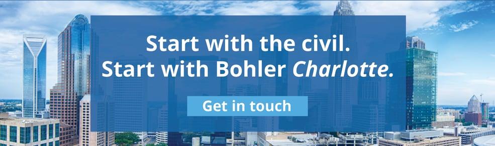 Bohler Engineering Charlotte