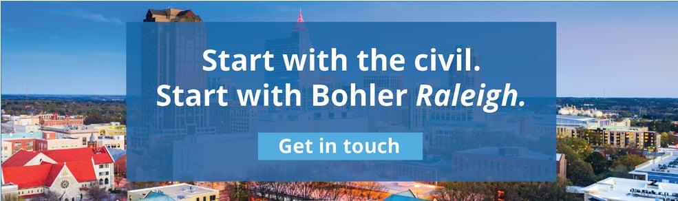 Bohler Engineering Raleigh